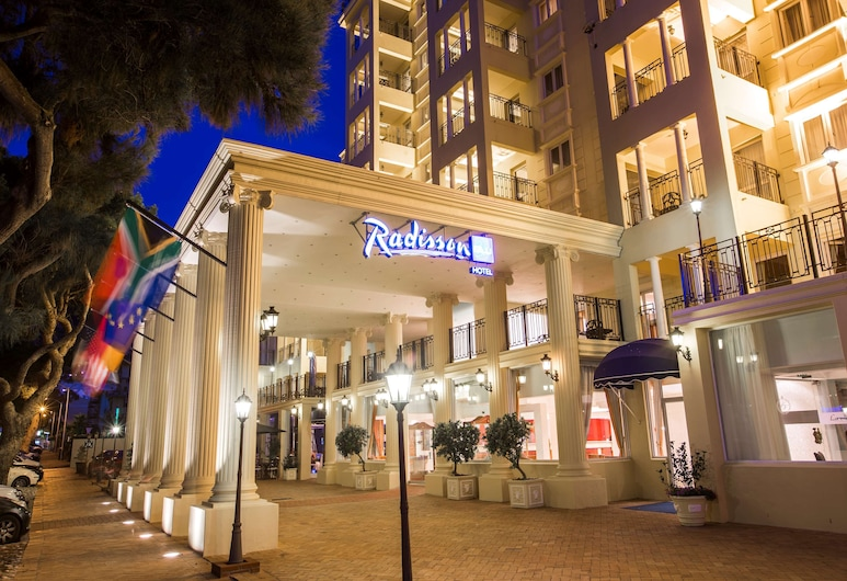 Radisson Blu Le Vendome Hotel, Cape Town