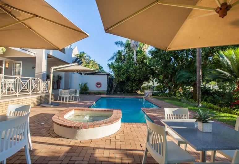 Town Lodge Mbombela, Nelspruit, Terrasse/Patio