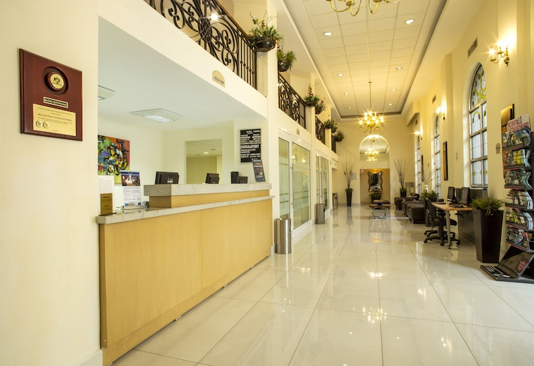 Best Western Centro Monterrey, Monterrey, Lobby-Lounge
