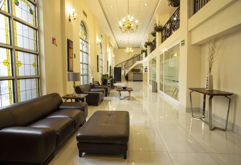 Best Western Centro Monterrey, Monterrey, Lobby