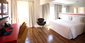 Obrázek hotelu EZ Aclimação Hotel ve městě São Paulo