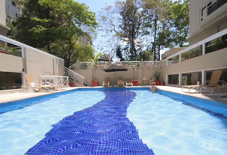 EZ Aclimação Hotel, São Paulo, Pool