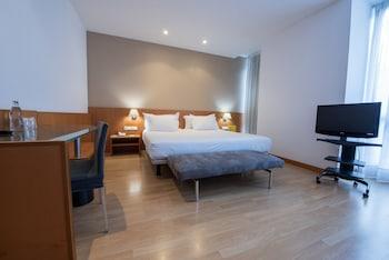 Mynd af Hotel Silken Sant Gervasi í Barselóna