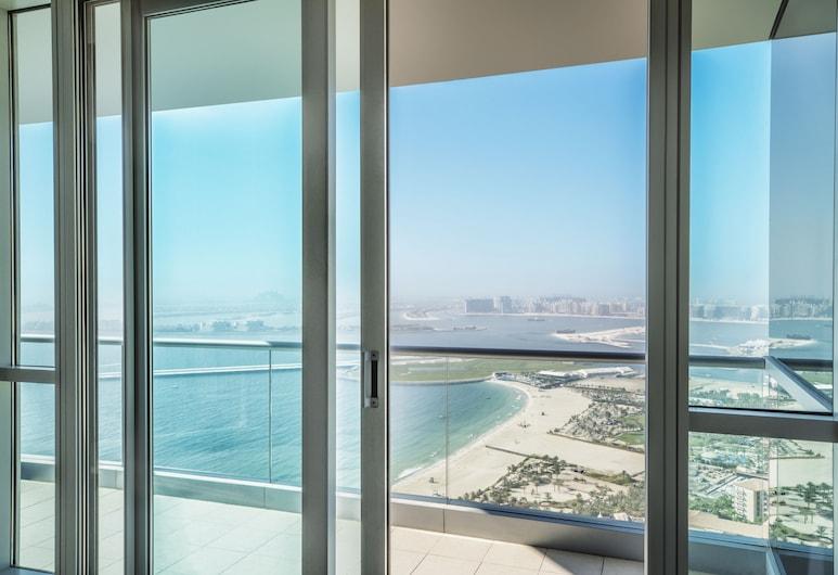 JA Oasis Beach Tower, Dubai, Superior Apartment, 2 Bedrooms, Balcony
