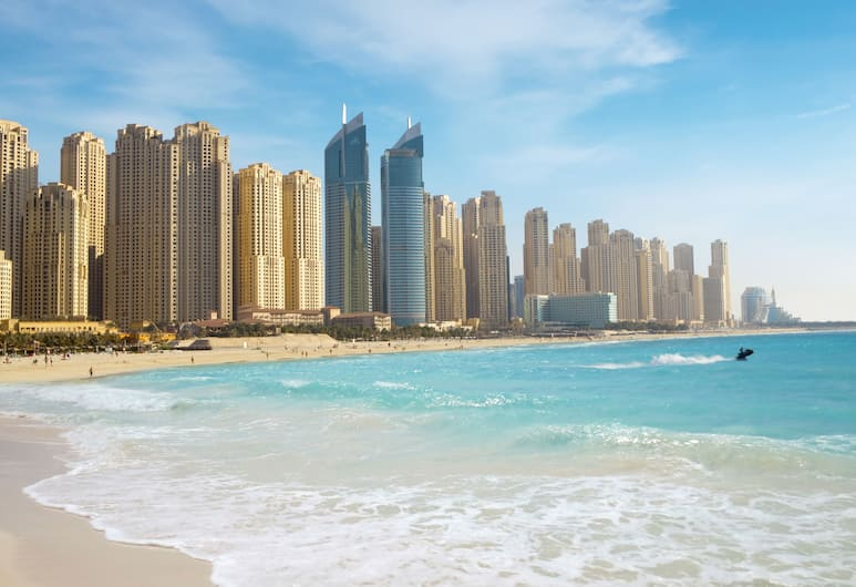 JA Oasis Beach Tower, Dubajus