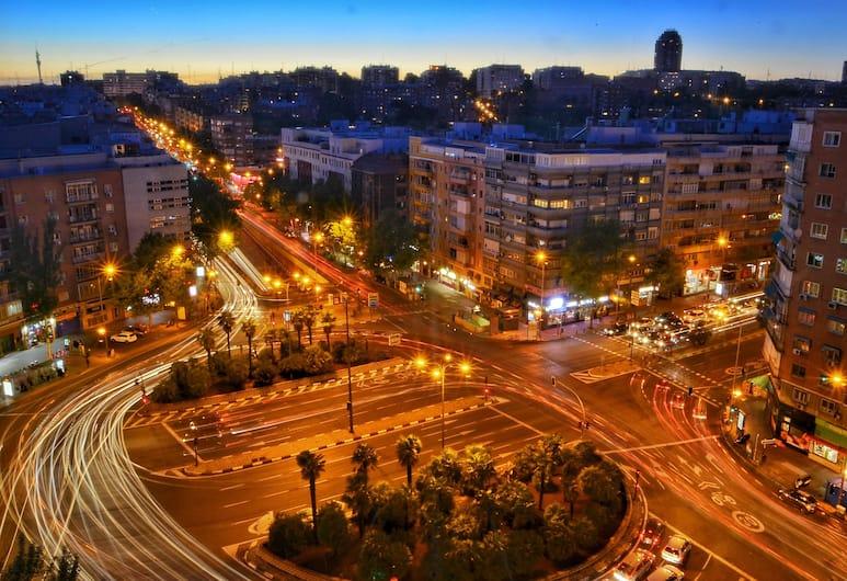 Hotel Claridge Madrid, Madrid, View from Hotel