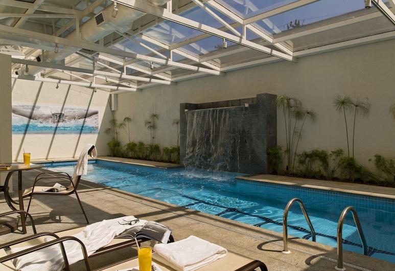 Intercity São Paulo Nações Unidas, São Paulo, Pool