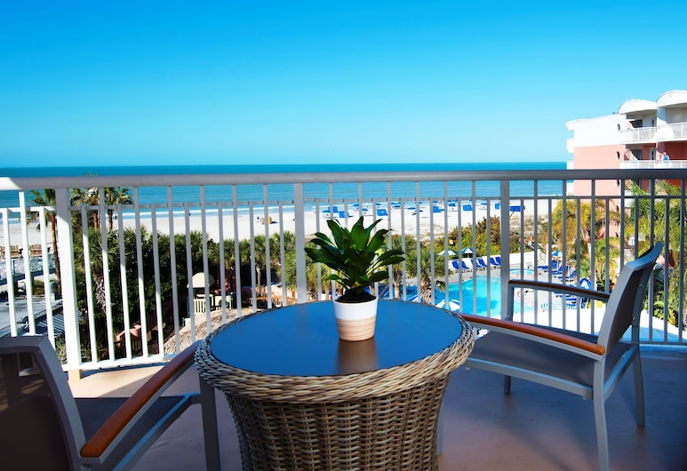Beach House Suites by the Don CeSar, St. Pete Beach, Suite Luxury, 1 letto king, Camera