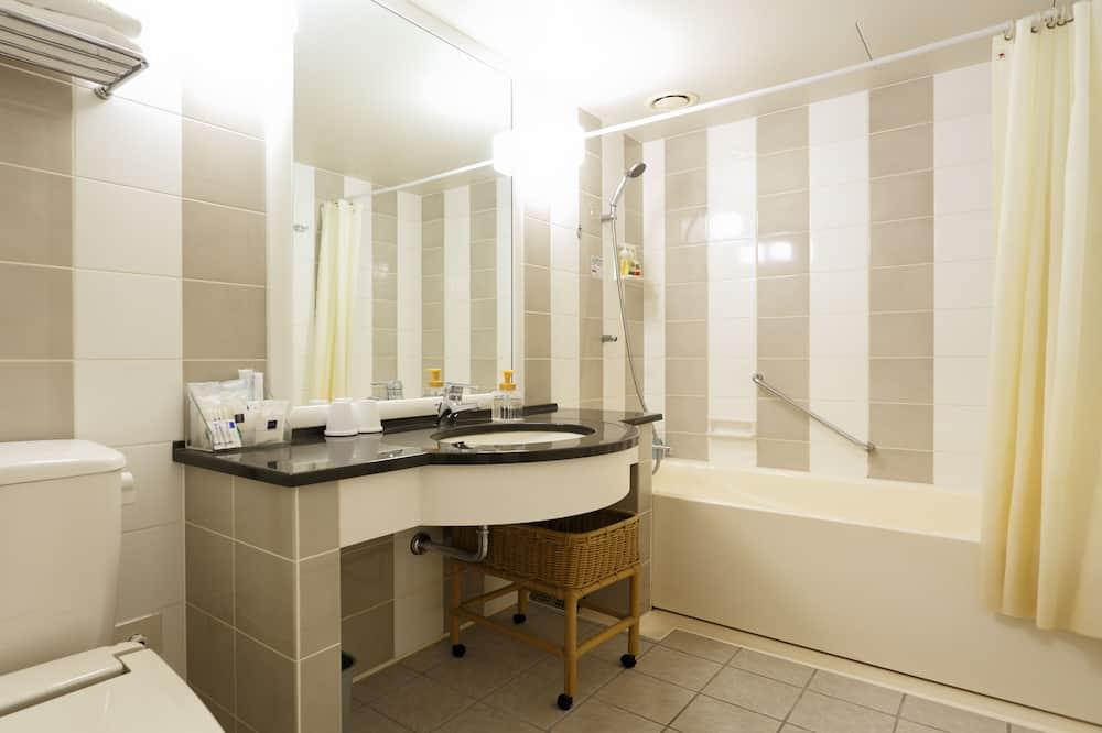 Twin soba, za nepušače (Excel Twin, 21 - 24F) - Kupaonica