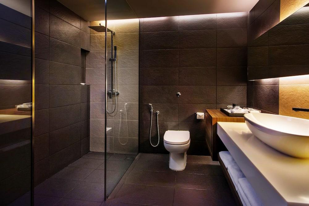 Grand Room (Deluxe - King Bed (NS)) - Bilik mandi
