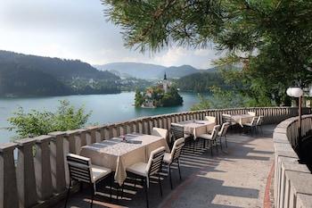 Bild vom Hotel Vila Bled in Bled