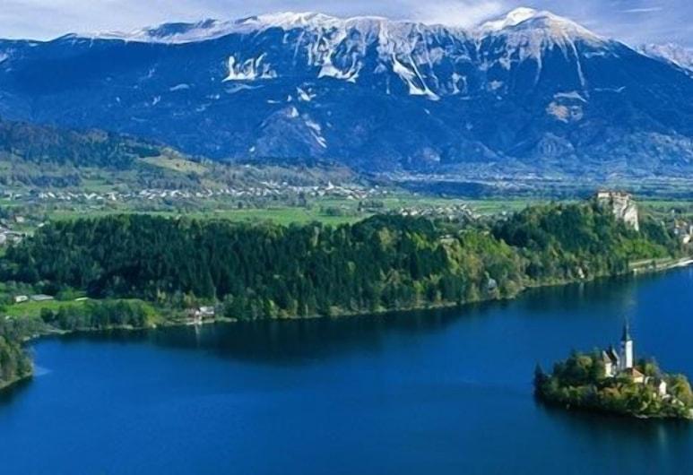 Hotel Vila Bled, Bled, Vista aérea