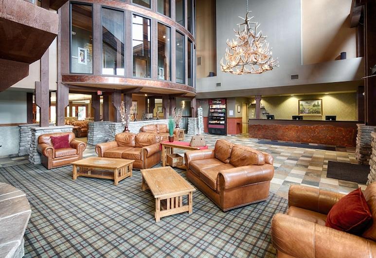 Red Lion Hotel Kalispell, Kalispell, Lobby