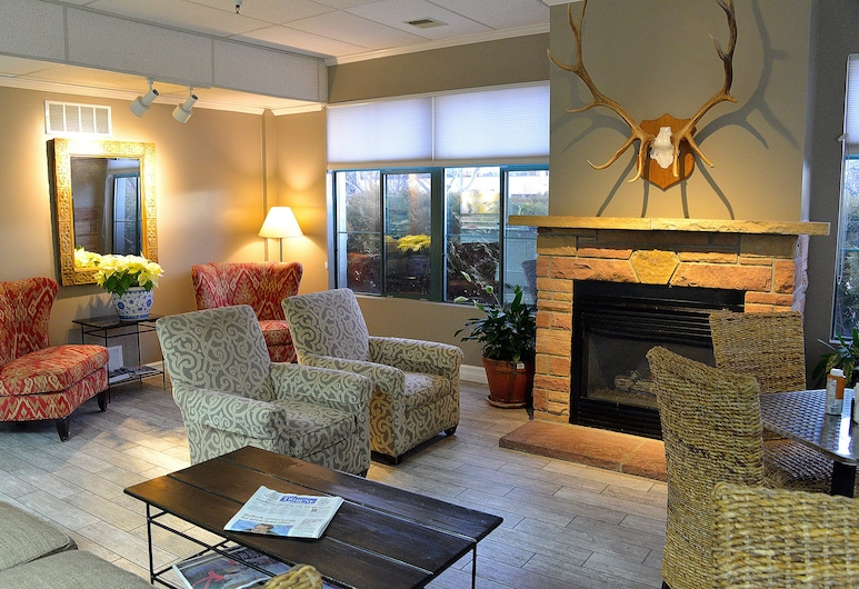 The Great Falls Inn by Riversage, Great Falls, Lobby Sitting Area