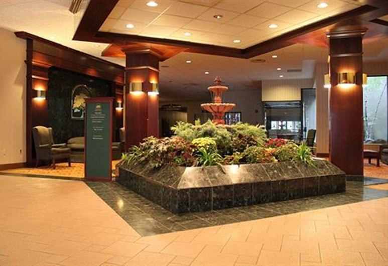 Avalon Hotel & Conference Center, Erie, Vnútorný vchod