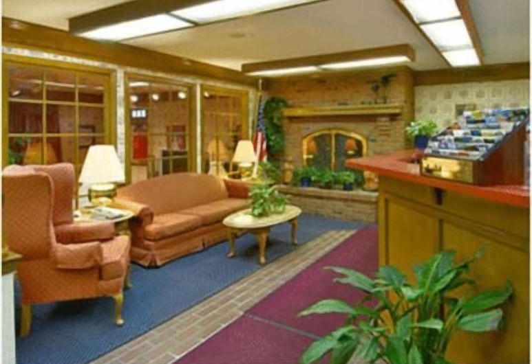 Indy Speedway Inn, Indianapolis, Lobby