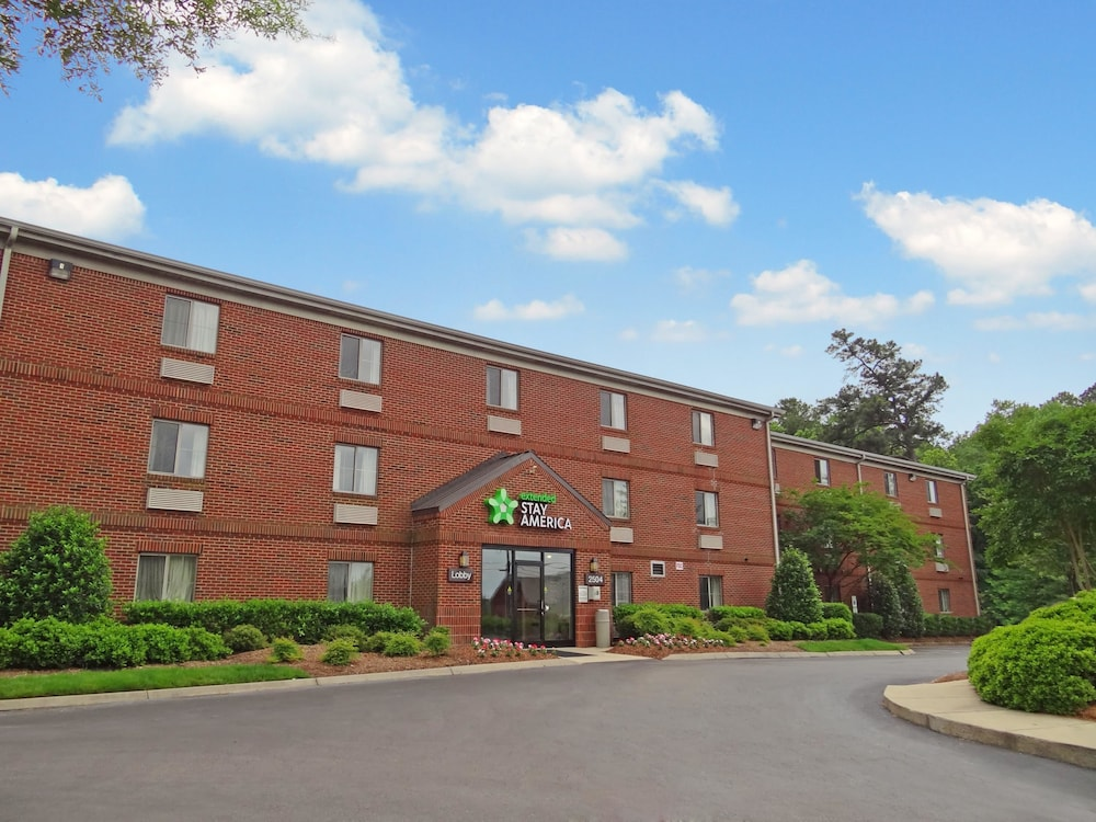 Extended Stay America Raleigh Research Triangle Park Hwy54 Durham