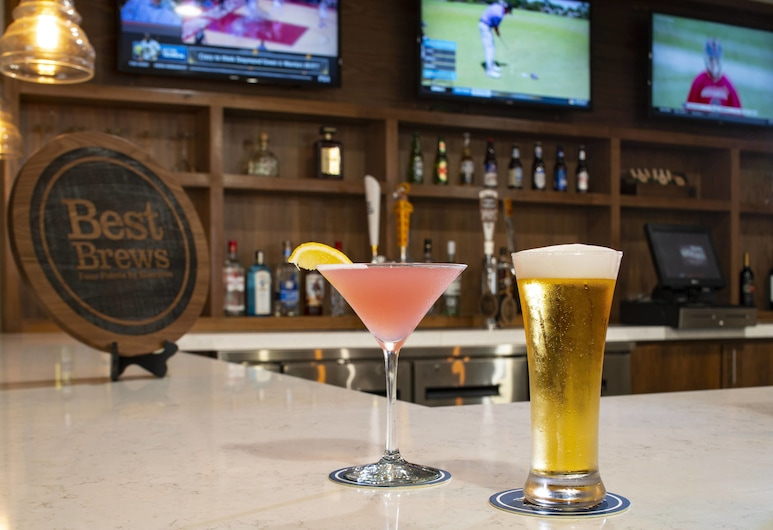 Four Points by Sheraton Dallas Arlington Entertainment District, Arlington, Restoran