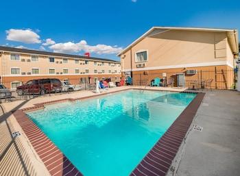 Selline näeb välja Red Roof Inn & Suites Denton, Denton
