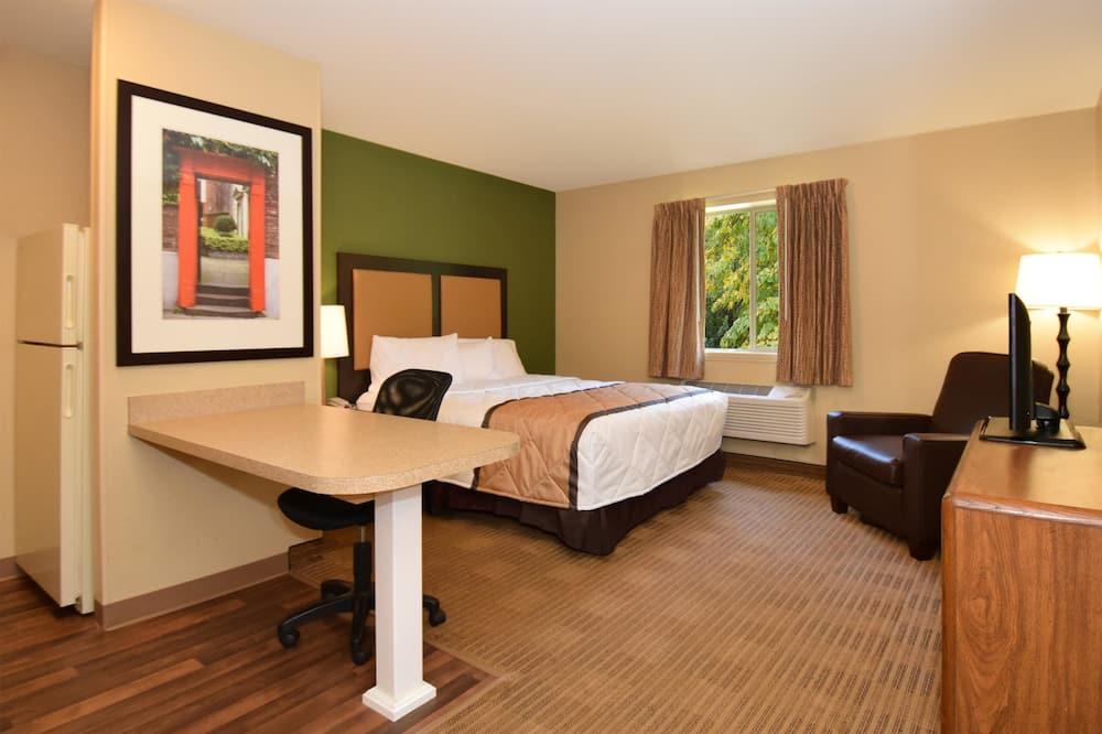 Estudio, 1 cama Queen size, para no fumadores - Habitación