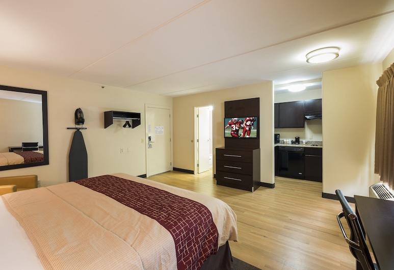 Red Roof Inn PLUS+ Houston - Energy Corridor, Houston, Exteriér