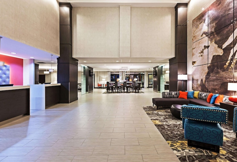 Wingate by Wyndham Dallas / Las Colinas, Irving, Lobby