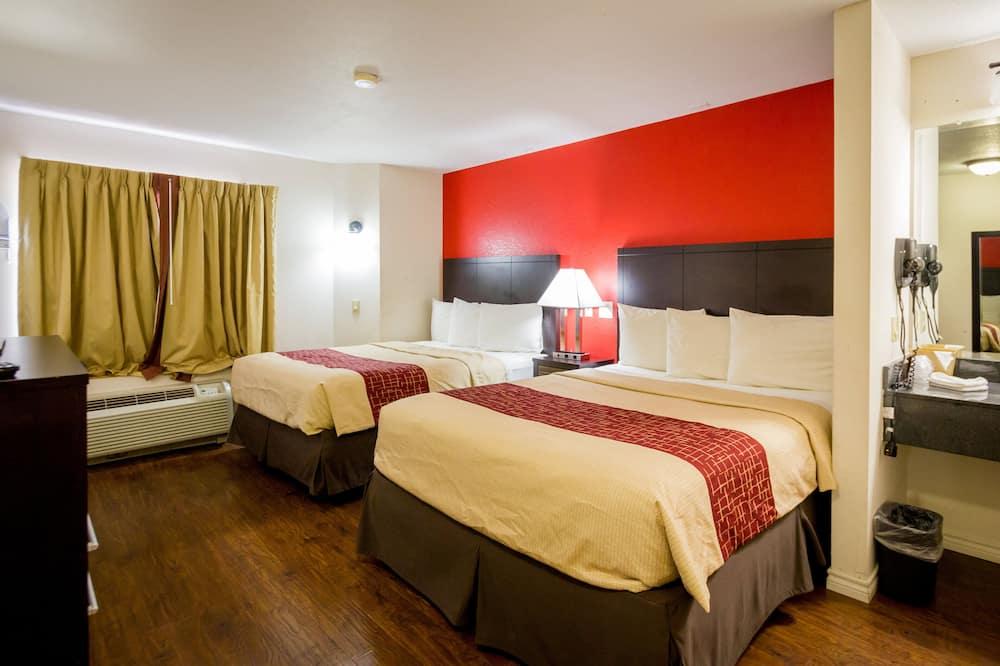 Deluxe-Zimmer, 2Queen-Betten, Nichtraucher - Zimmer