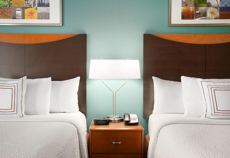 Fairfield Inn & Suites by Marriott Texas City, Texas City, Huone, 2 keskisuurta parisänkyä, Tupakointi kielletty, Vierashuone