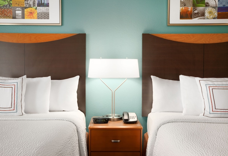 Comfort Inn & Suites, Texas City, Pokoj, 2 dvojlůžka (180 cm), nekuřácký, Pokoj