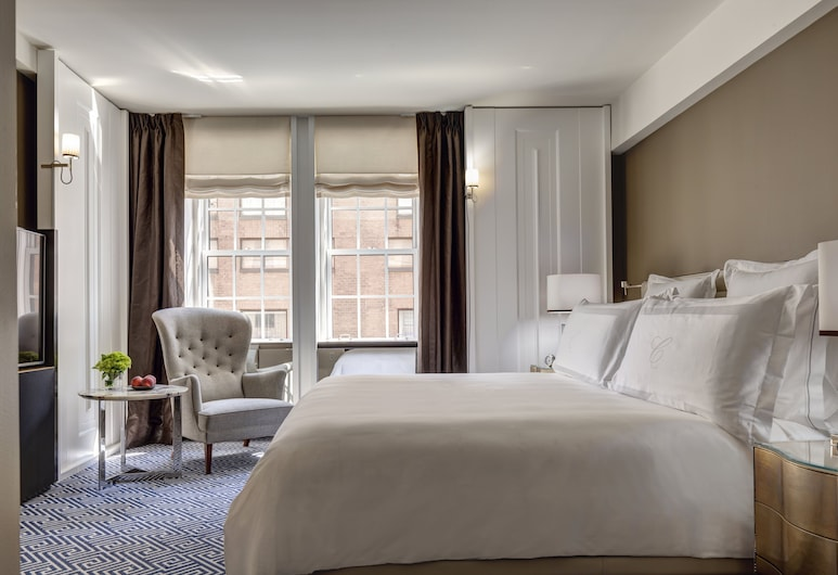 The Carlyle, A Rosewood Hotel, New York, Premier suite, Kamer