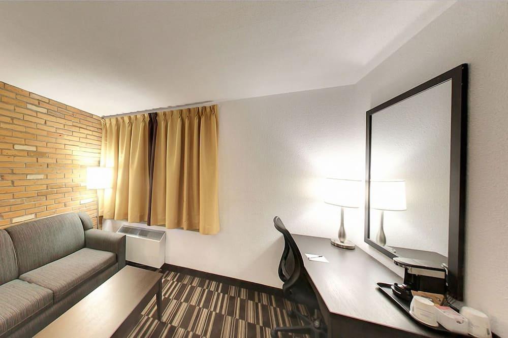 Номер, 1 двуспальная кровать «Кинг-сайз», для некурящих (First Floor) - Номер