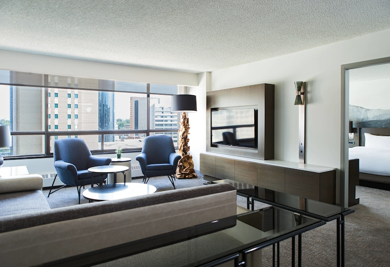 Calgary Marriott Downtown Hotel, Calgary, Soba za goste