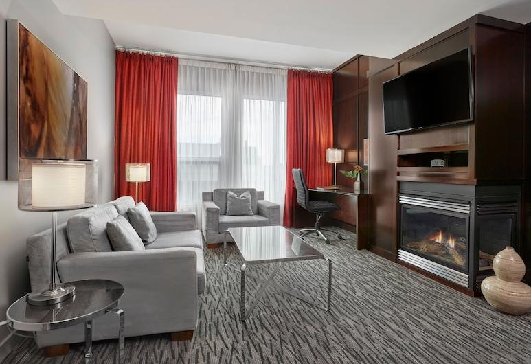 Matrix Hotel, Edmonton, Suite Premium, 1 habitación, Habitación