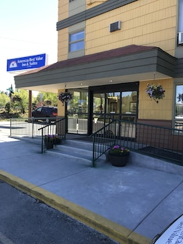 Mynd af Americas Best Value Inn Executive Suites - Airport í Anchorage