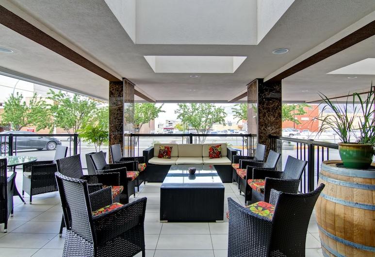 Doubletree by Hilton Hotel Kamloops, Kamloops, Sala de Estar do Lobby