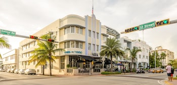 Fotografia do Marlin Hotel em Miami Beach