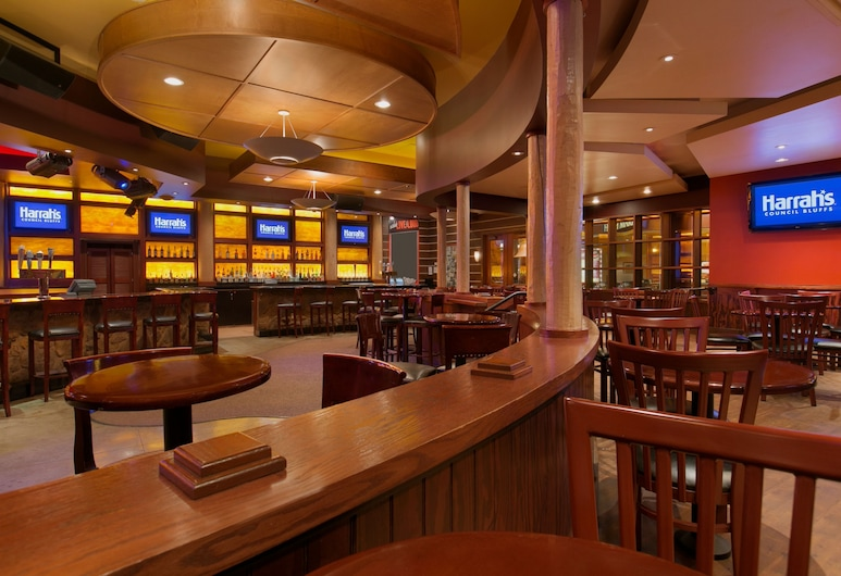 Harrahs Council Bluffs Hotel & Casino, Council Bluffs, Bar del hotel