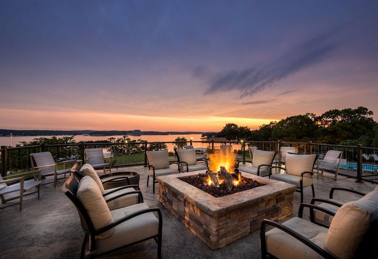 Lodge Of Four Seasons Golf Resort, Marina & Spa, Lake Ozark, Terrazza/Patio