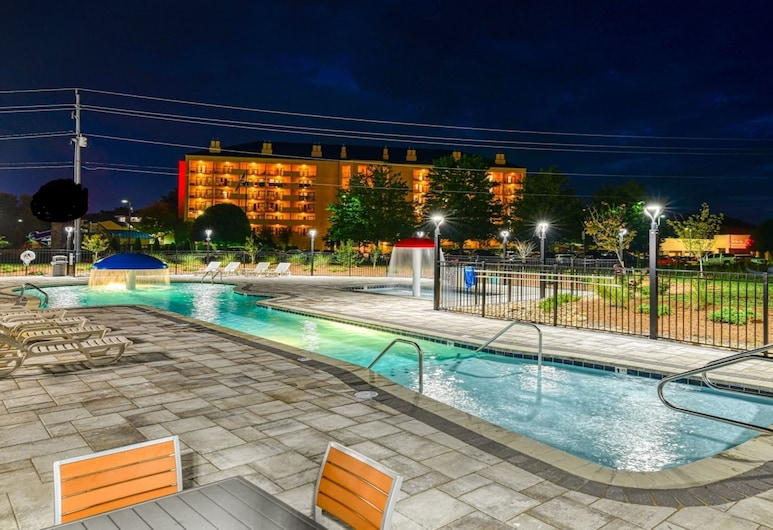 Holiday Inn Express Pigeon Forge/Near Dollywood, an IHG Hotel, Pigeon Forge, Piscina