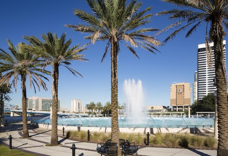 DoubleTree by Hilton Hotel Jacksonville Riverfront, ג'קסונוויל, נוף מהמלון