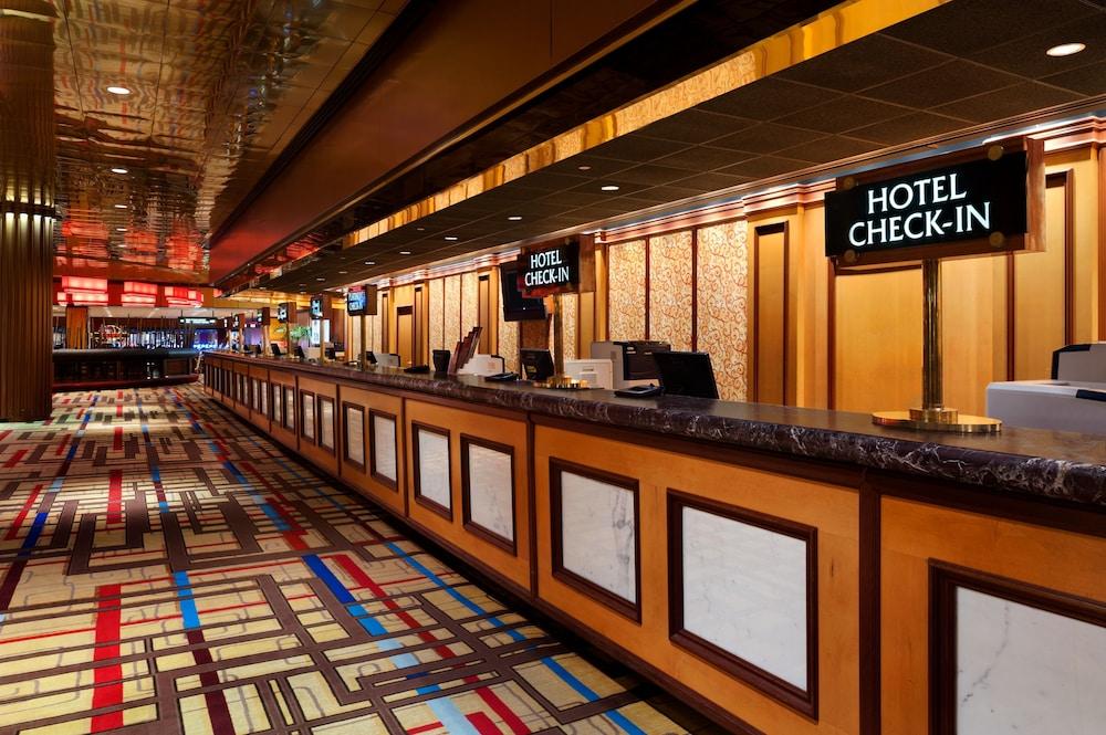 Bally S Atlantic City Hotel Lobby