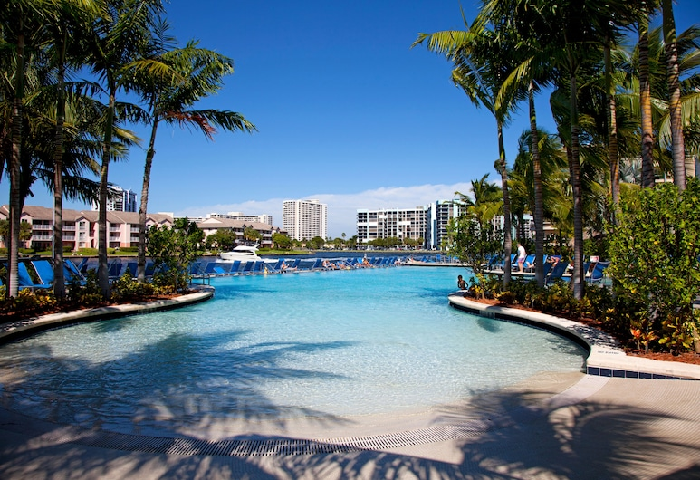 Doubletree Resort by Hilton Hollywood Beach, Hollywood, Piscina