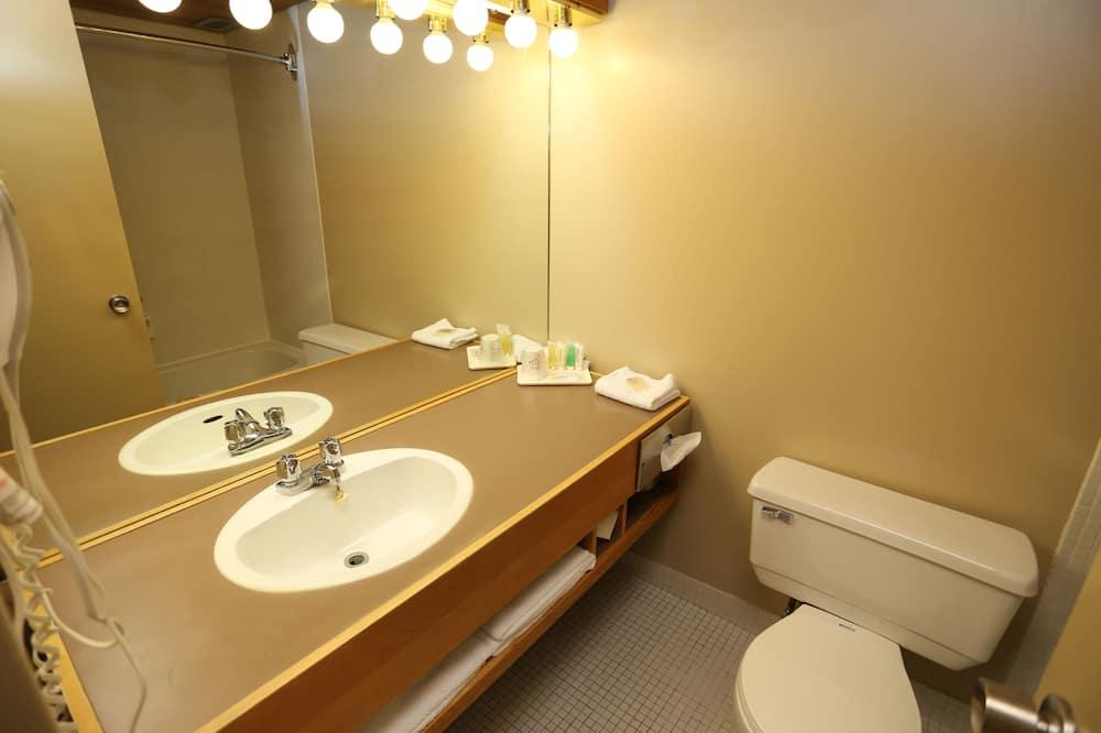 ห้องบิสซิเนส, เตียงใหญ่ 2 เตียง - ห้องน้ำ