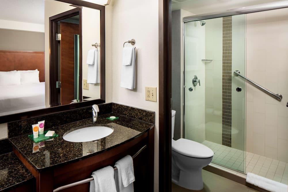 Værelse - 1 kingsize-seng (High Floor) - Badeværelse