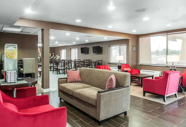 Comfort Inn, Fort Wayne, Lobby