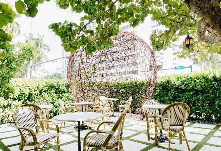 The Redbury South Beach, Miami Beach, Terrasse/veranda