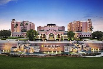 Selline näeb välja Caribe Royale All-Suite Hotel, Orlando