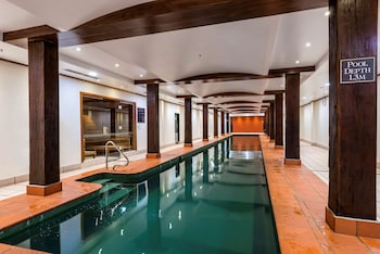 Mynd af Oaks Sydney Goldsbrough Suites í Sydney