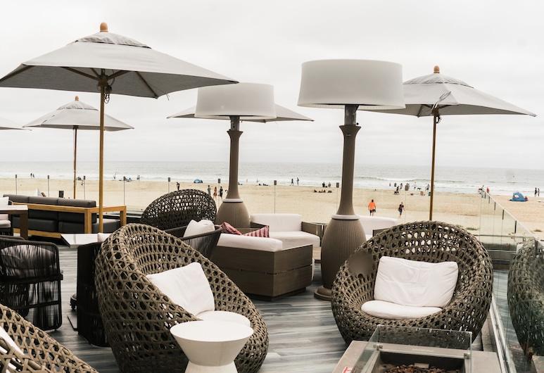 沙堡海灘酒店, 皮斯摩海灘, 陽台