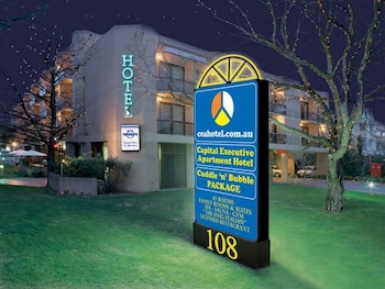 Picture of Capital Executive Apartment Hotel in Braddon